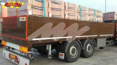 Drawbar trailer